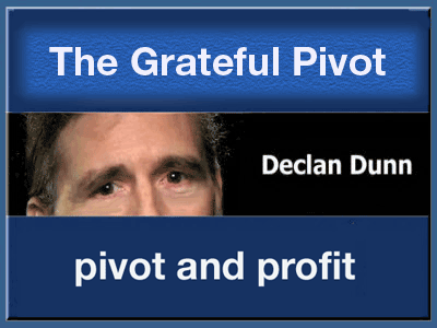 The Grateful Pivot – The Grass Is Greener Inside You (Pivot and Profit Podcast)
