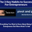 Think you're an entrepreneur?  Do you have the passion to go the distance and share that with others? What about the boring stuff, the organization and delivery of a business that creates replicatable, predictable results? This podcast is inspired by those who say that entrepreneurs are born, not created, which in my experience is missing the boat. Learning I was...