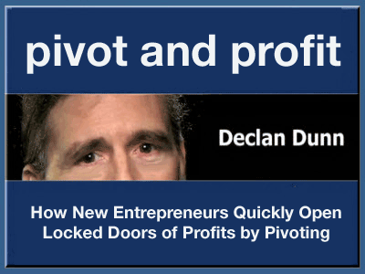 The Single Word Every New Entrepreneur Must Know (and Practice) – My First Pivot and Profit Podcast