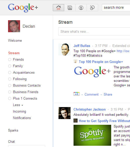 Google Plus – It's Not Just Social, It's Mobile And Targeted (Why Comparisons to Facebook are Off)
