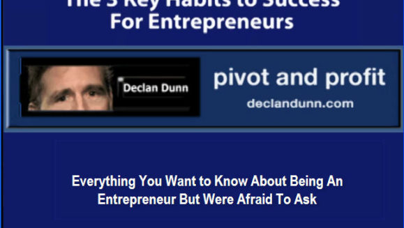 Everything you want to know about being an entrepreneur but were afraid to ask.