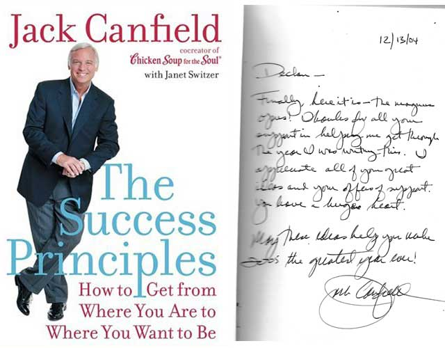 Jack Canfield's The Success Principles
